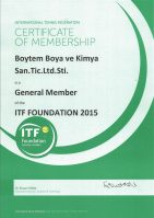 CERTIFICATIONS 1-ITF2015