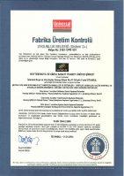 CERTIFICATIONS 8-ITF-UNIVARSAL