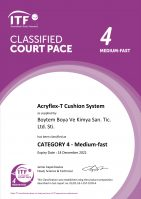 Certificate final - Technical: Technical Classification Certificate